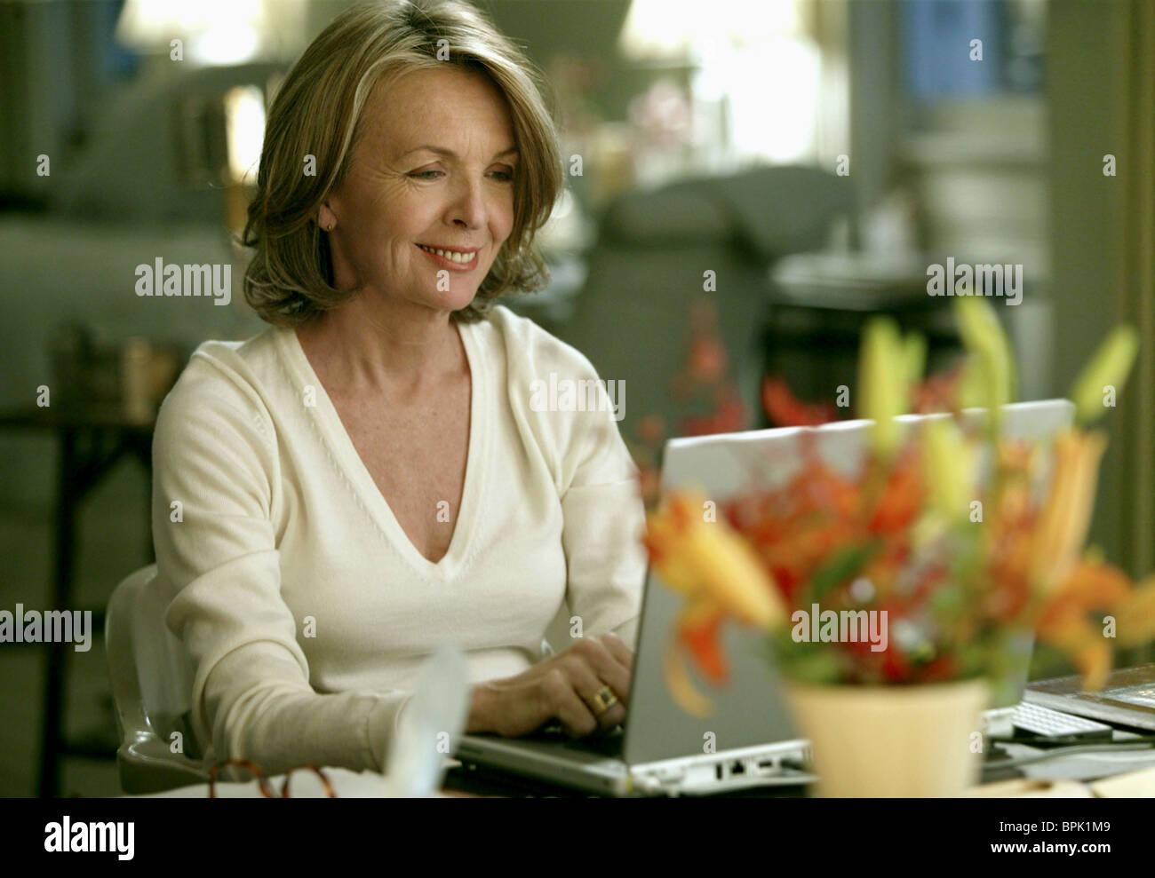 DIANE KEATON SOMETHING'S GOTTA GIVE (2003) - Stock Image
