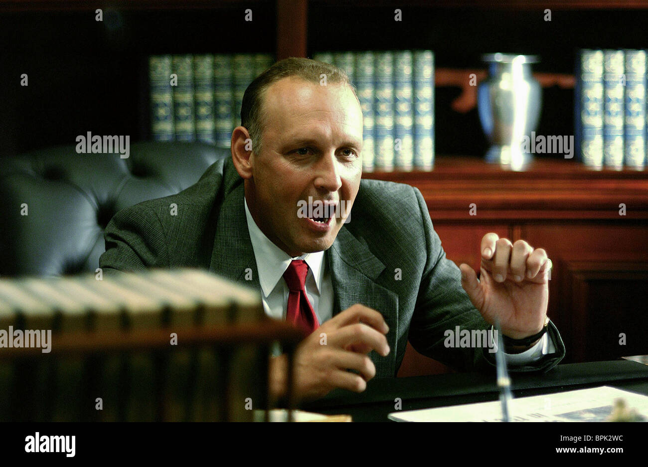 NICK SEARCY HEAD OF STATE (2003) - Stock Image