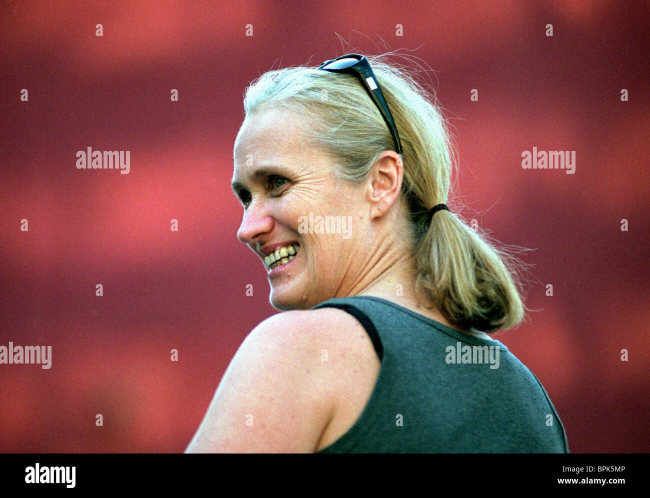 JANE CAMPION IN THE CUT (2003) - Stock Image