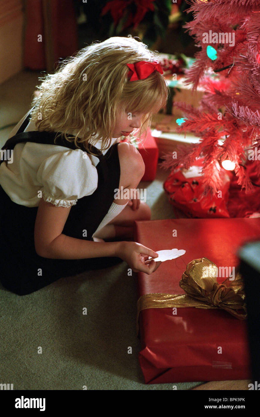 SOFIA VASSILIEVA ELOISE AT CHRISTMASTIME (2003) - Stock Image