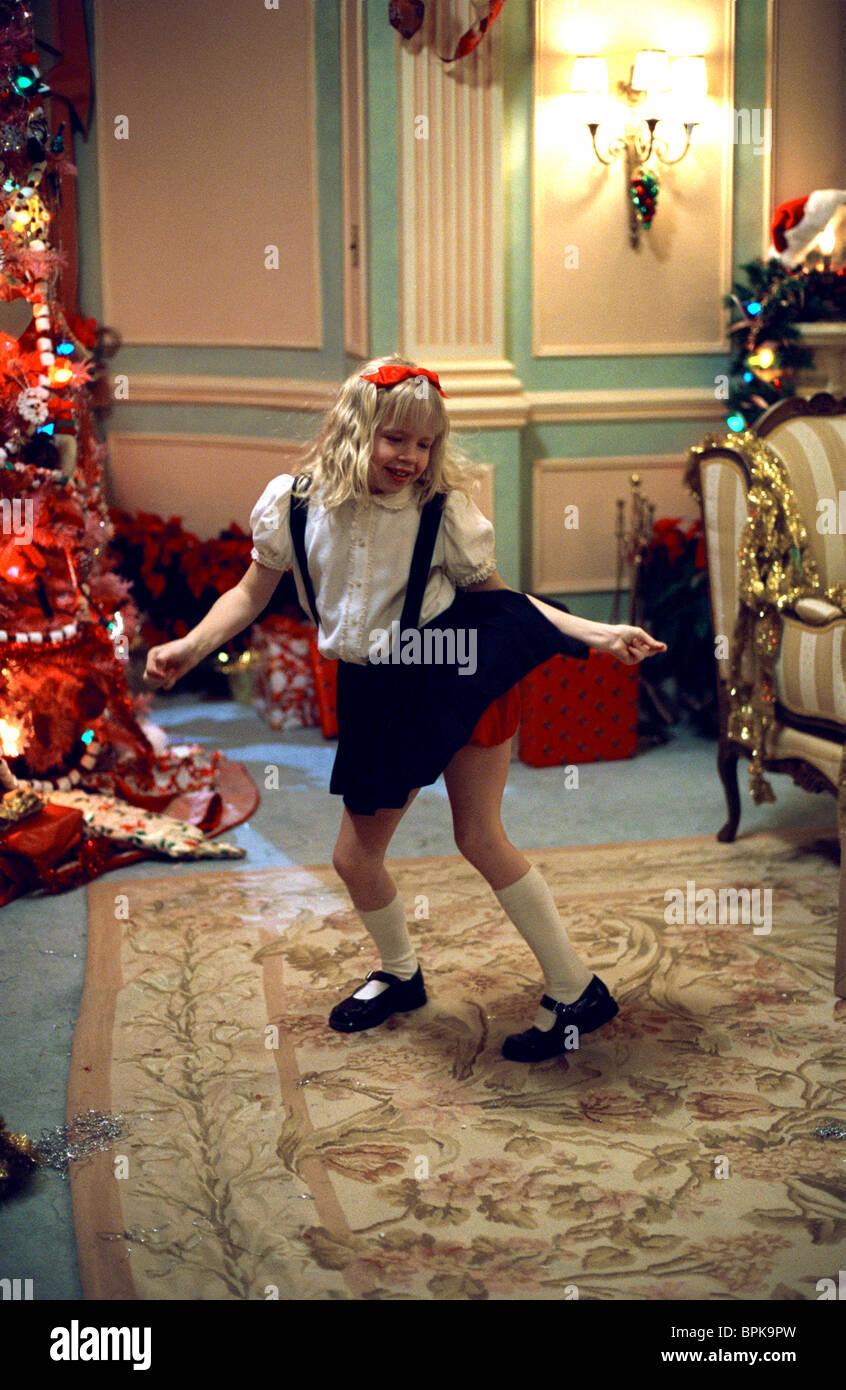 Eloise At Christmastime.Sofia Vassilieva Eloise At Christmastime 2003 Stock Photo