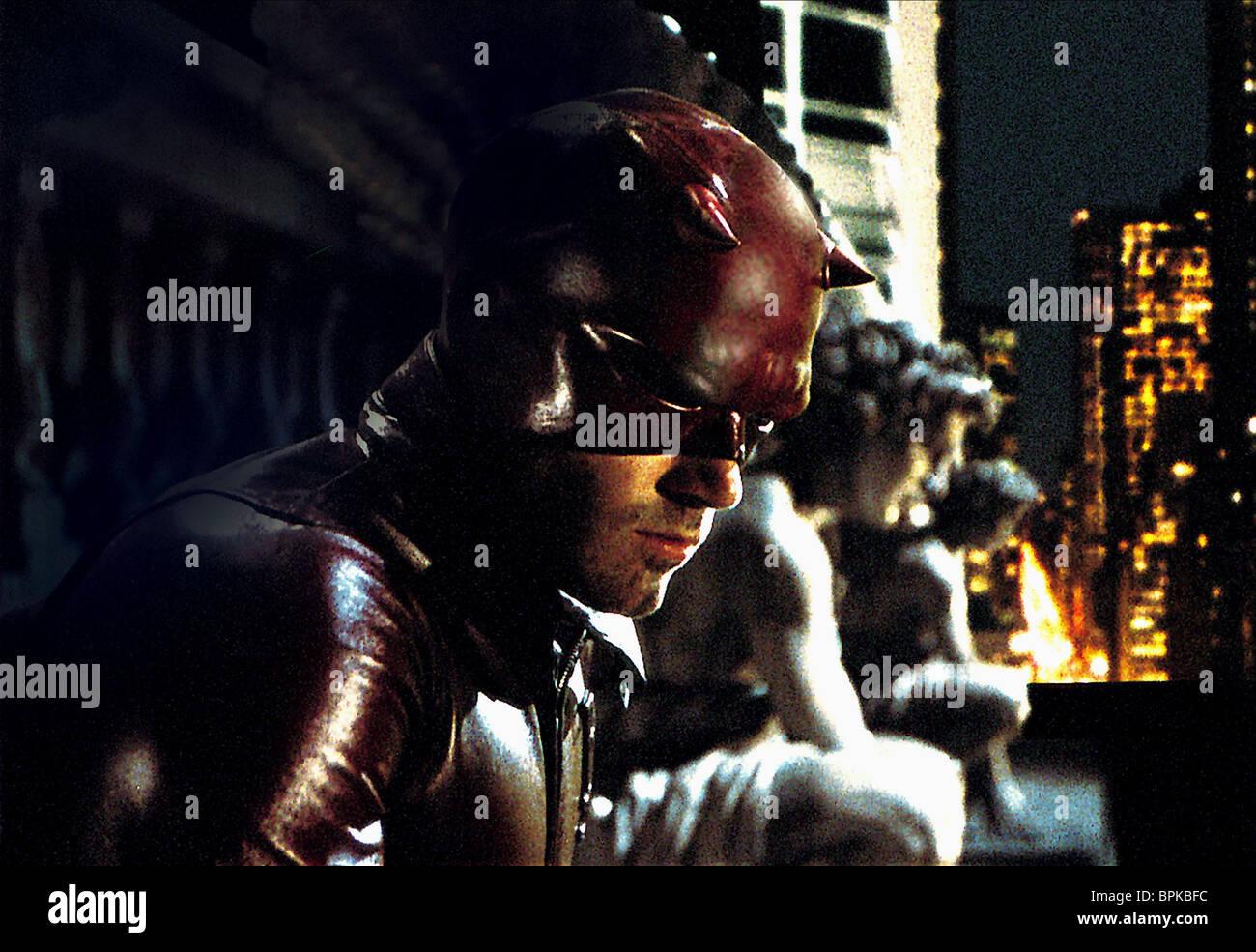 Ben Affleck Daredevil 2003 Stock Photo Alamy