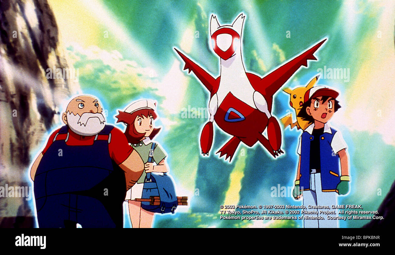 pokemon heroes full movie english