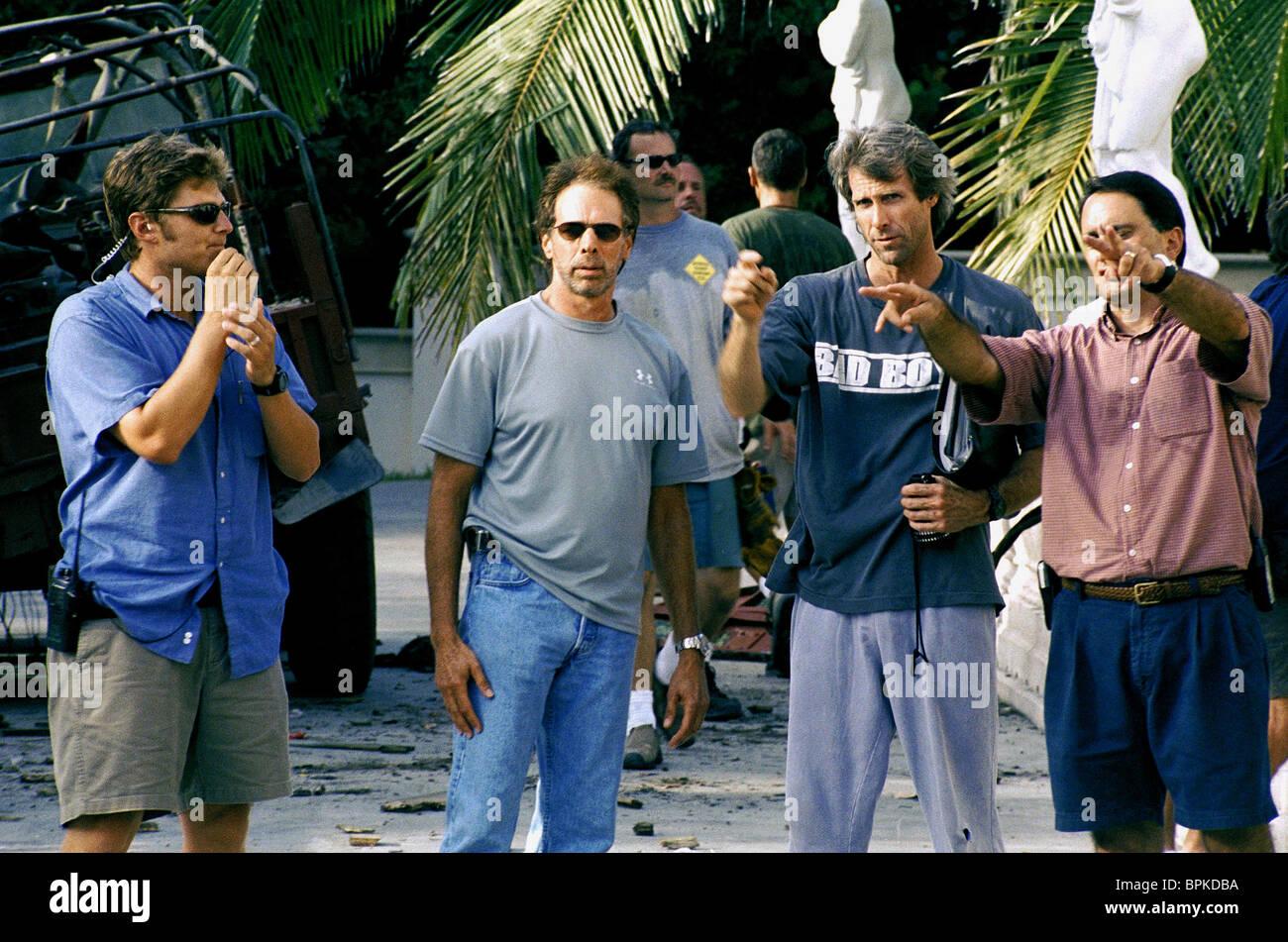 Jerry Bruckheimer Michael Bay Bad Boys Ii 2003 Stock Photo Alamy