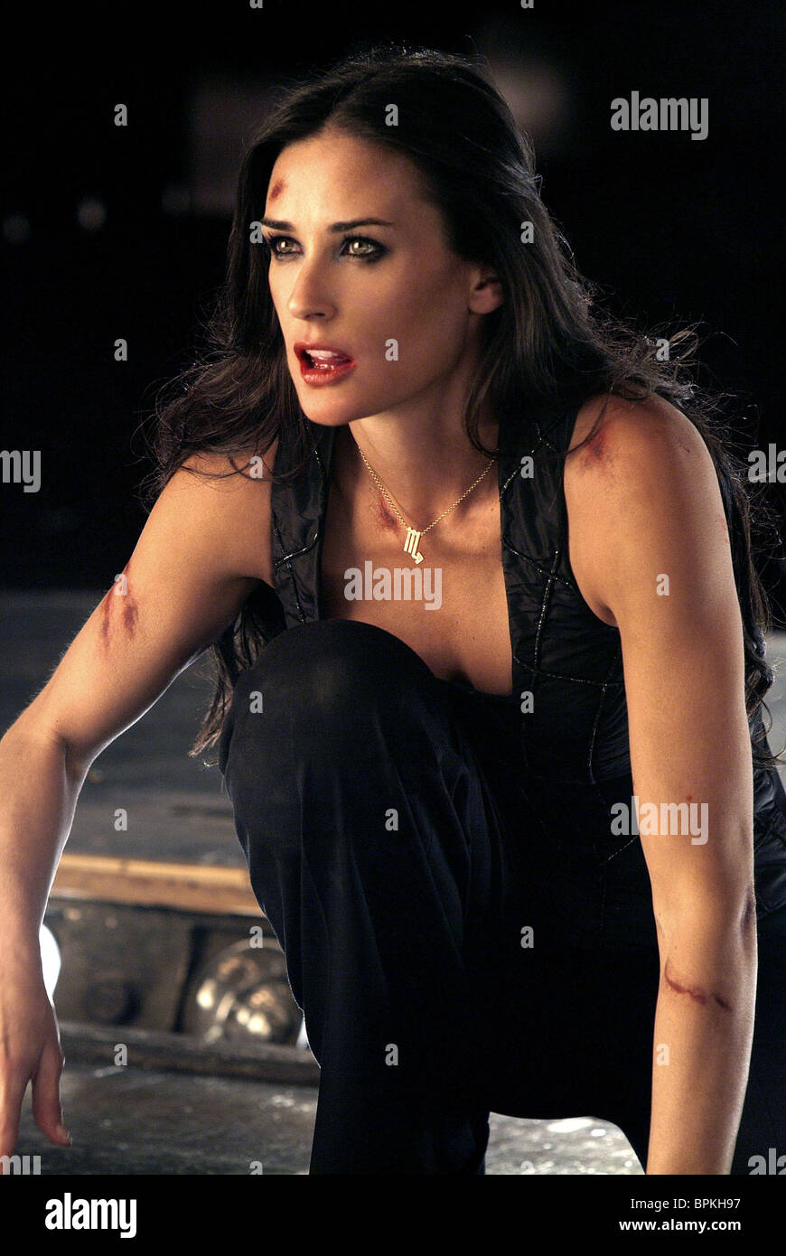 Demi Moore Charlie S Angels Full Throttle 2003 Stock Photo Alamy