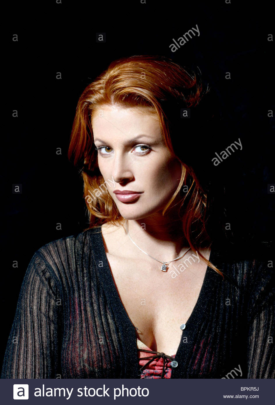 ANGIE EVERHART FIRST TO DIE; 1ST TO DIE (2003) - Stock Image