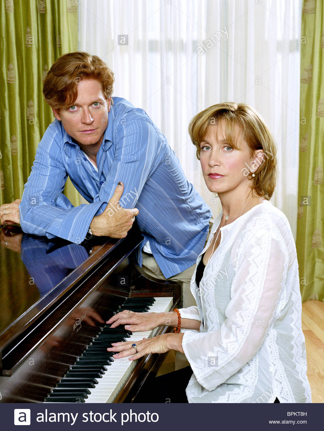 Eric Stoltz Felicity Huffman Out Of Order 2003 Stock Photo