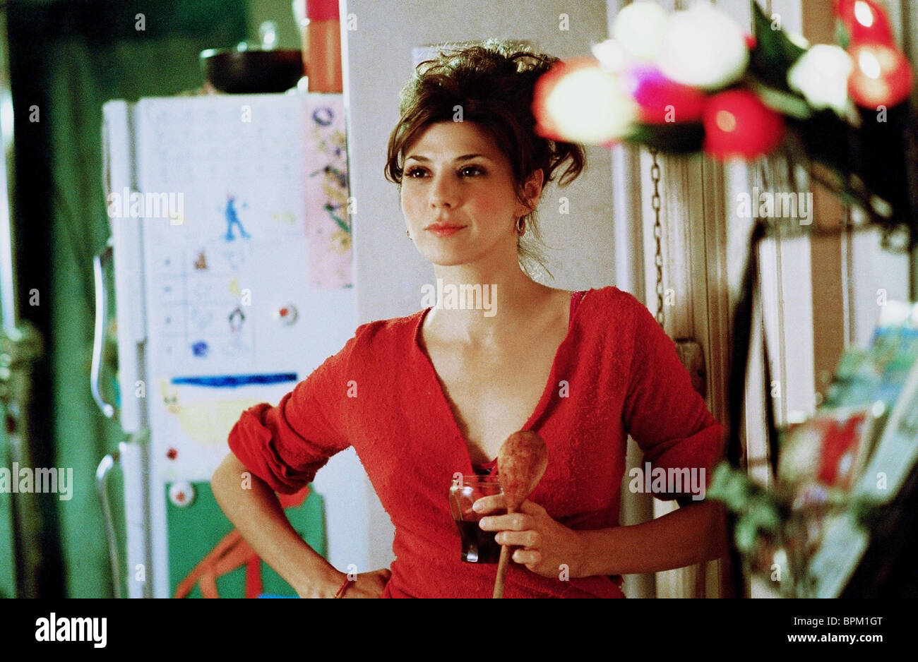 MARISA TOMEI WHAT'S IT ALL ABOUT ALFIE? (2004) - Stock Image