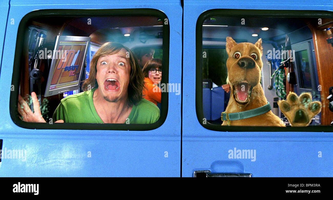 Matthew Lillard Scooby Scooby Doo 2 Monsters Unleashed 2004 Stock Photo Alamy