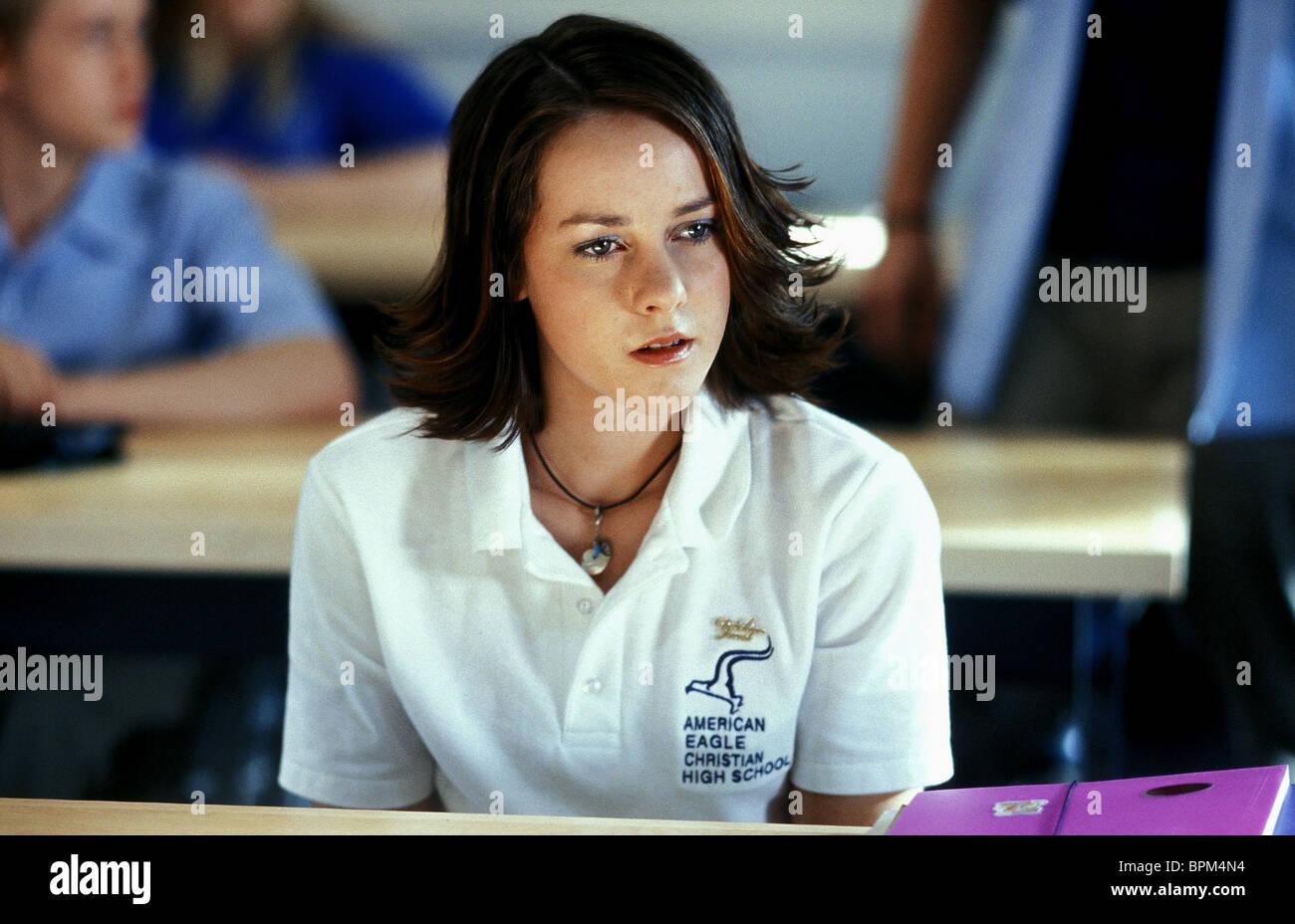 JENNA MALONE SAVED! (2004) - Stock Image