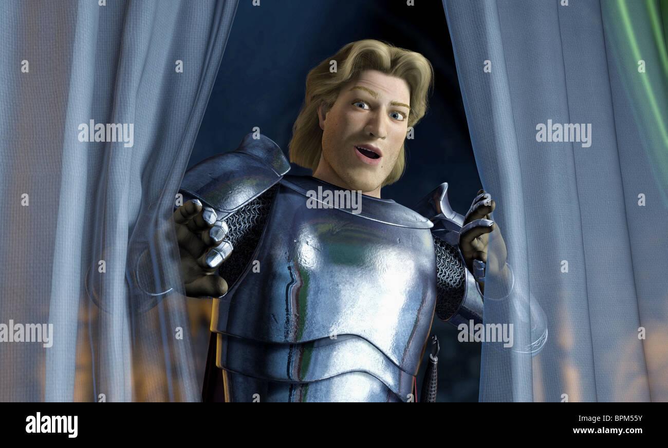 PRINCE CHARMING SHREK 2 (2004) - Stock Image