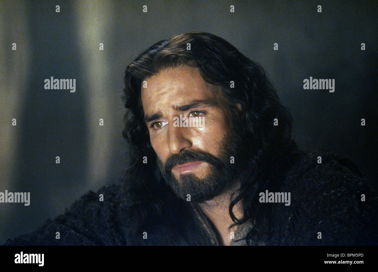 JIM CAVIEZEL THE PASSION OF THE CHRIST (2004) - Stock Image