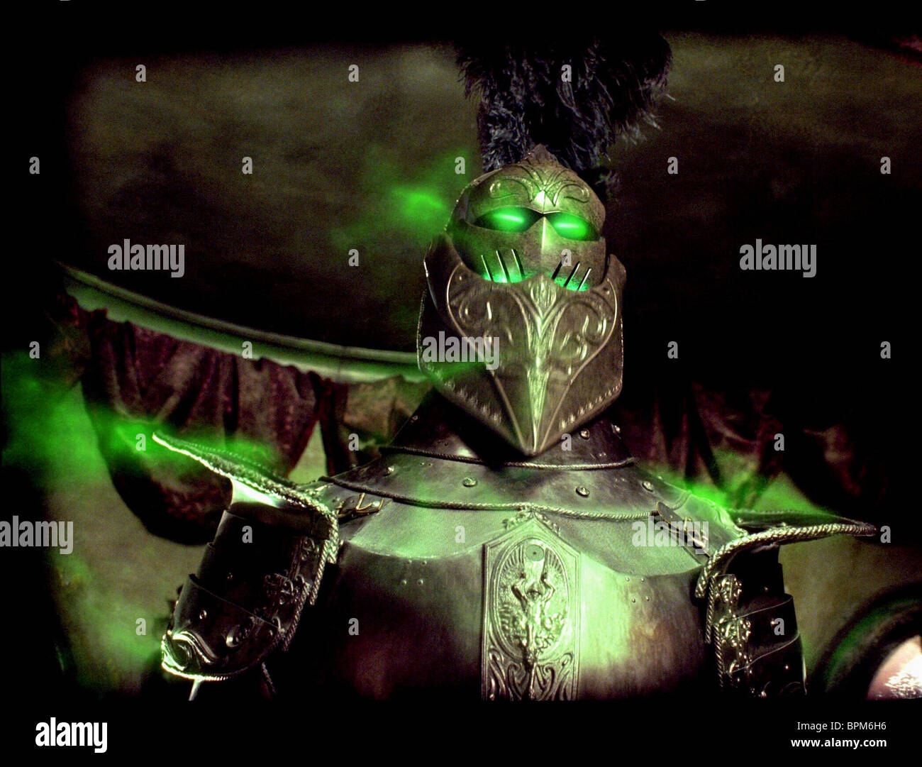 The Black Knight Ghost Scooby Doo 2 Monsters Unleashed 2004 Stock Photo Alamy
