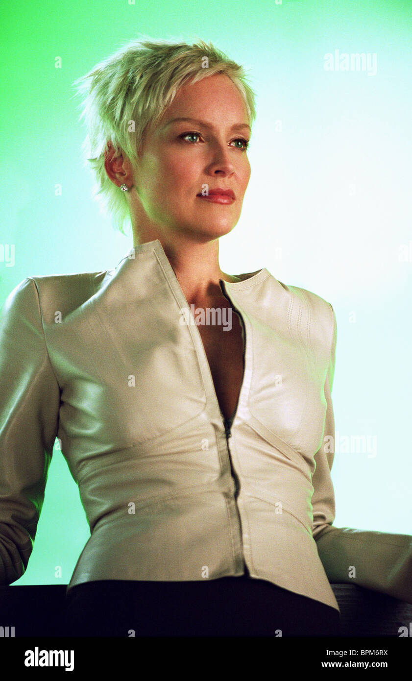 Sharon Stone Catwoman 2004 Stock Photo 31177214 Alamy