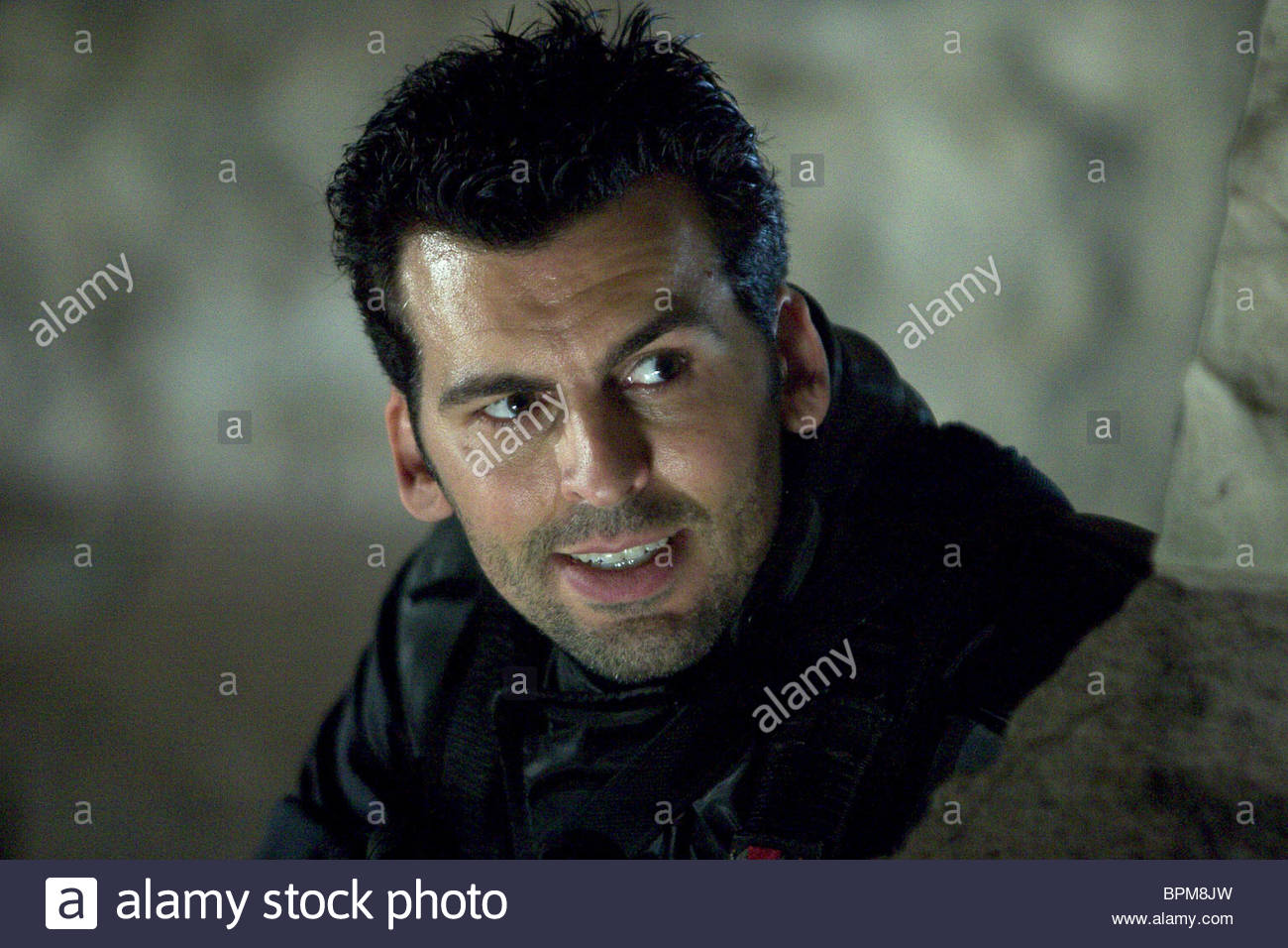 Oded Fehr As Carlos Olivera Film Title Resident Evil Stock Photos