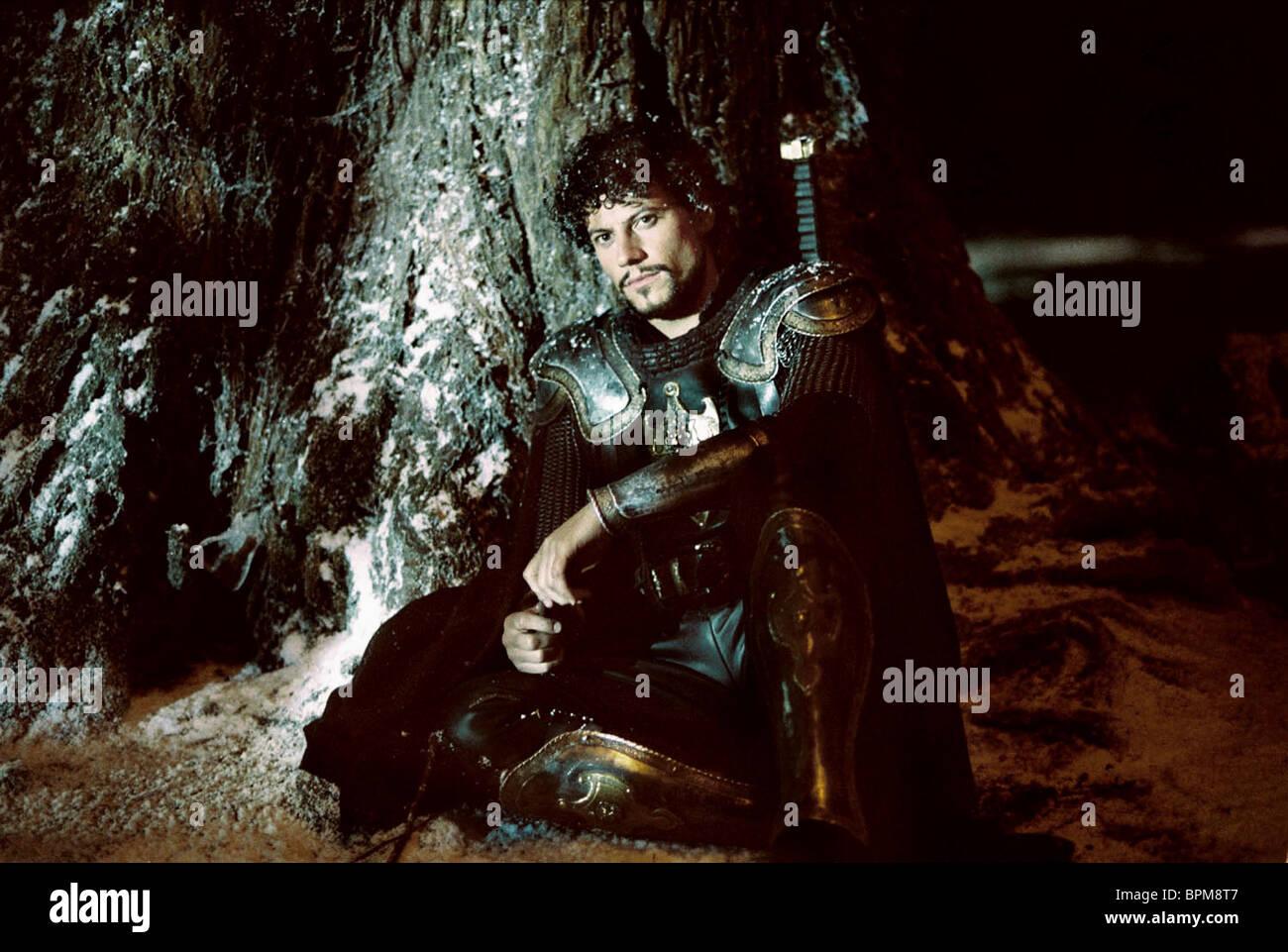 Ioan Gruffudd King Arthur 2004 Stock Photo Alamy