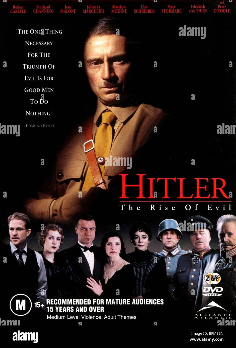 Hitler: The Rise of Evil | Serie | MijnSerie