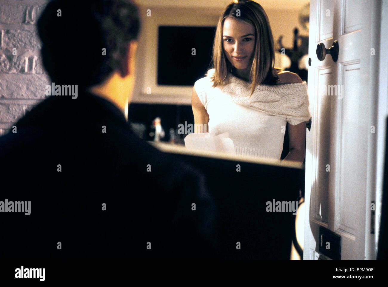 KEIRA KNIGHTLEY LOVE ACTUALLY (2003) - Stock Image