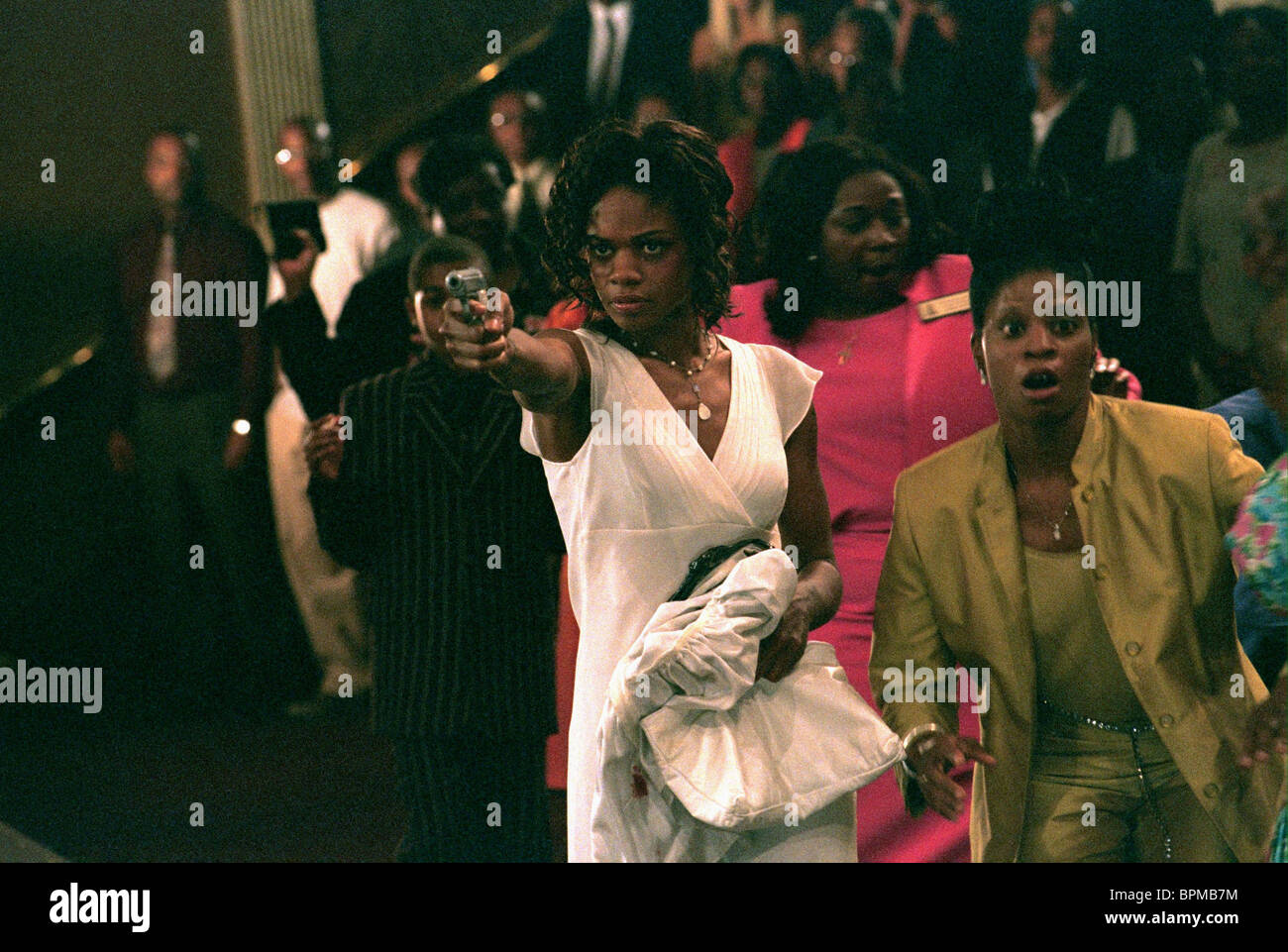 KIMBERLY ELISE WOMAN THOU ART LOOSED (2004) Stock Photo