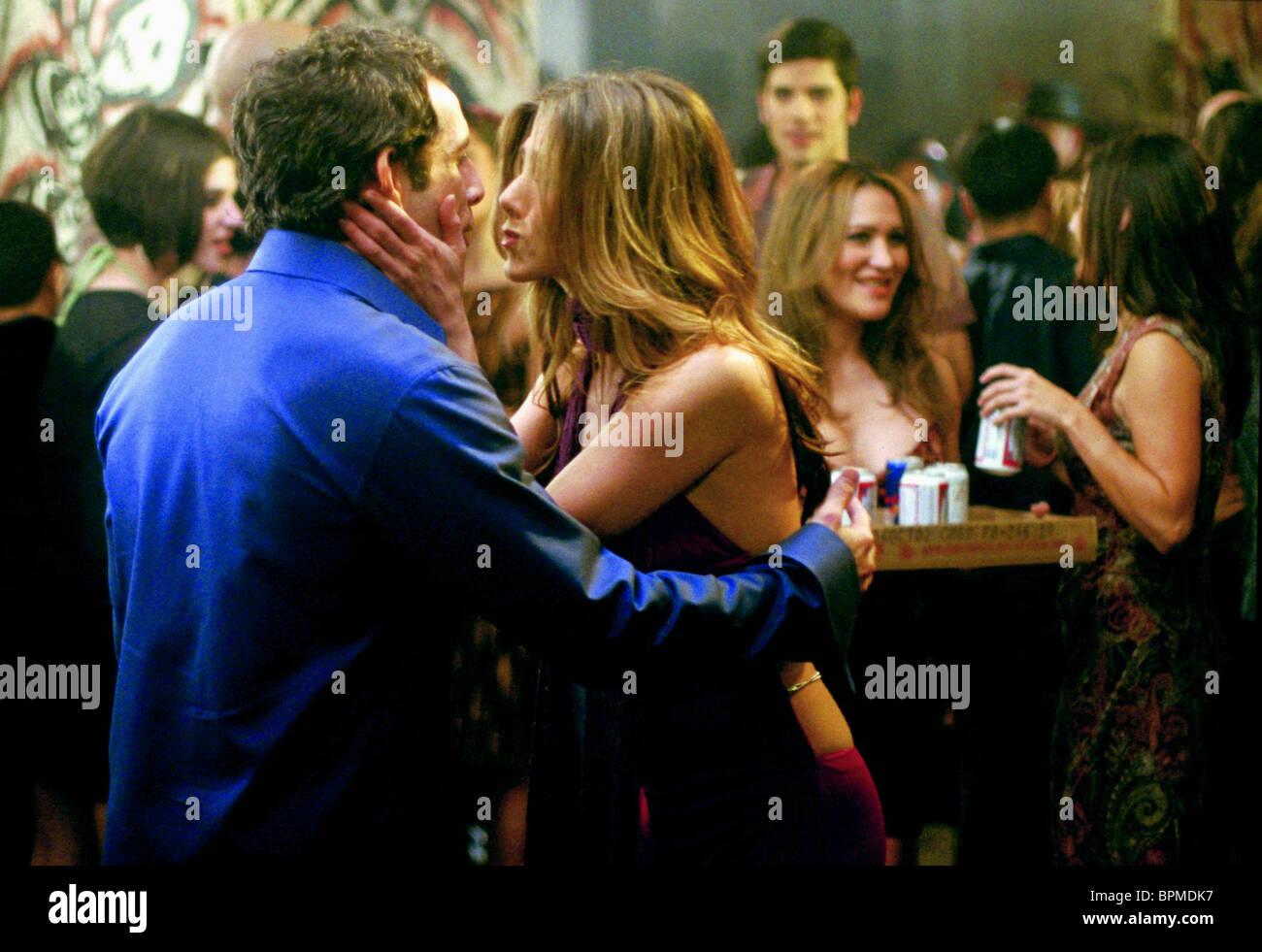 Ben Stiller Jennifer Aniston Along Came Polly 2004 Stock Photo Alamy