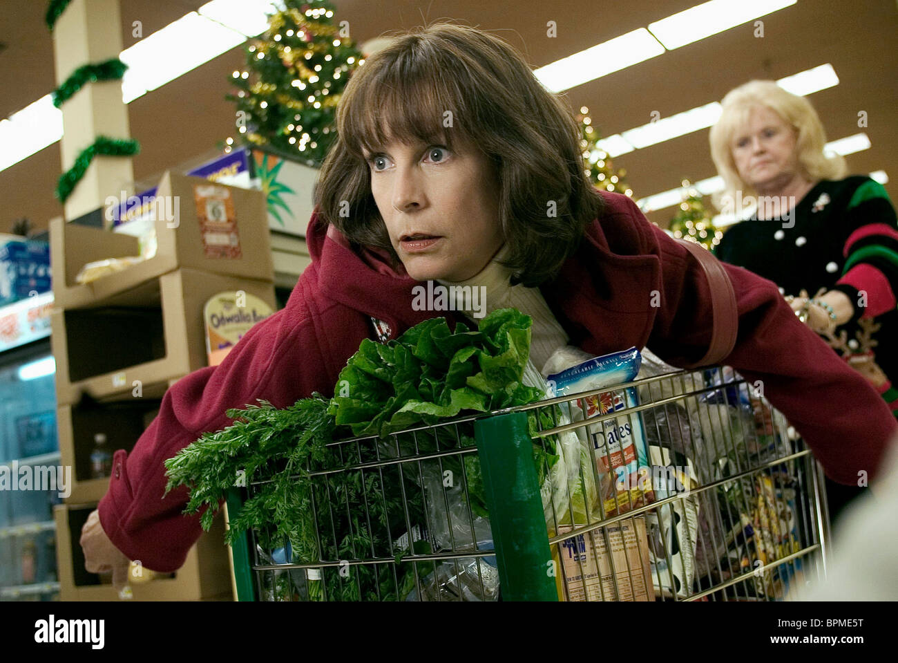 You have Jamie lee curtis christmas with the kranks your place