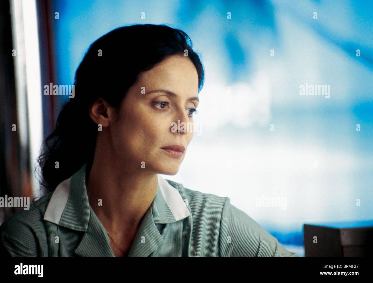 AITANA SANCHEZ-GIJON THE MACHINIST (2004) - Stock Image