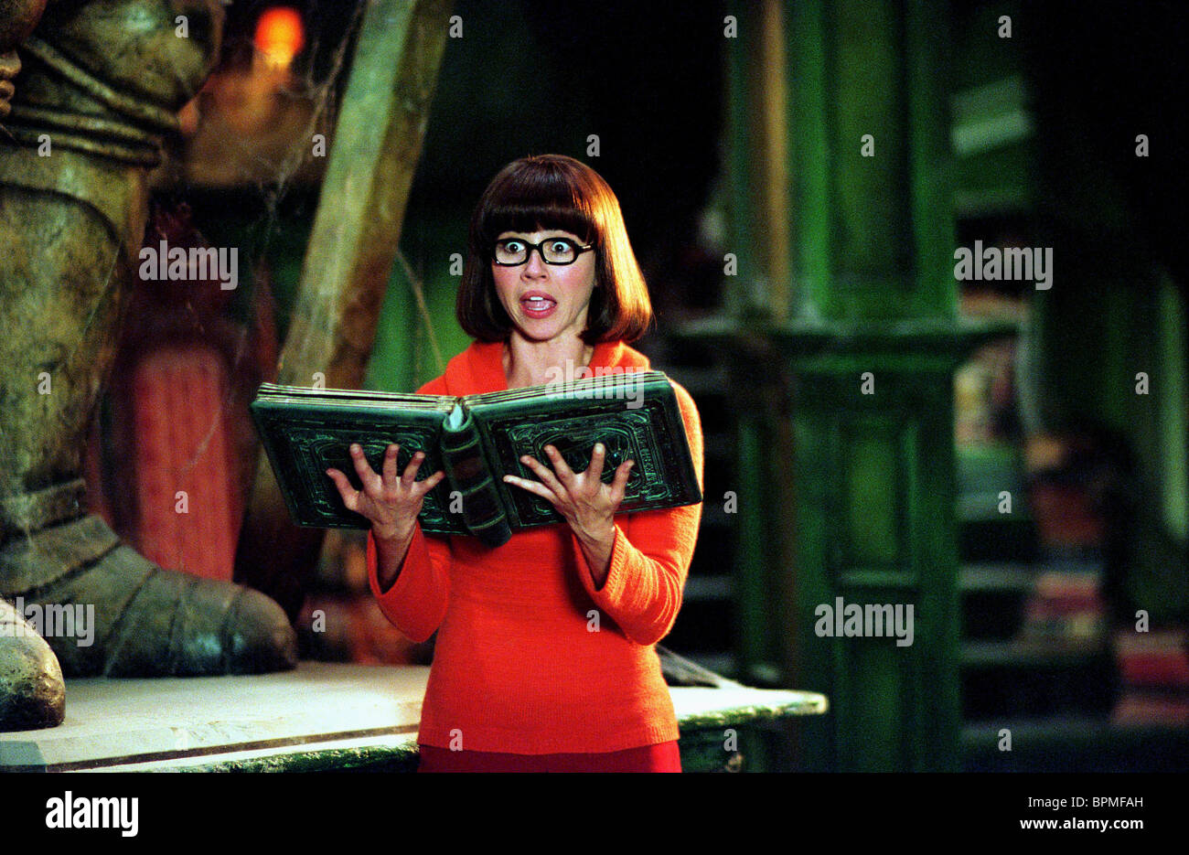 Linda Cardellini Scooby Doo 2 Monsters Unleashed 2004 Stock Photo Alamy