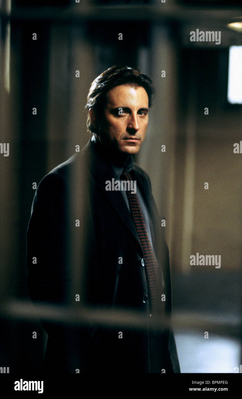 ANDY GARCIA TWISTED (2004) - Stock Image