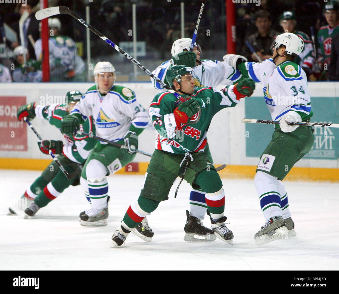 Who is Salavat Yulaev 30