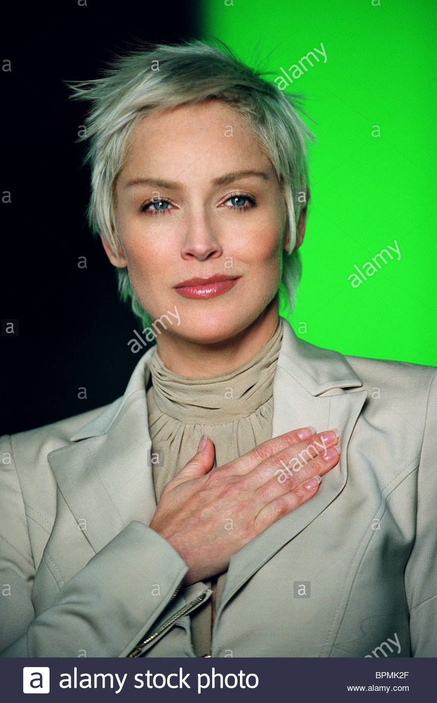 Sharon Stone Catwoman 2004 Stock Photo 31186807 Alamy