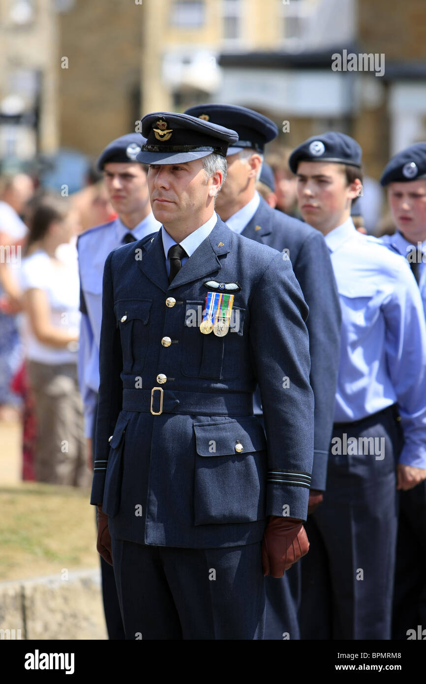 royal air force officer training
