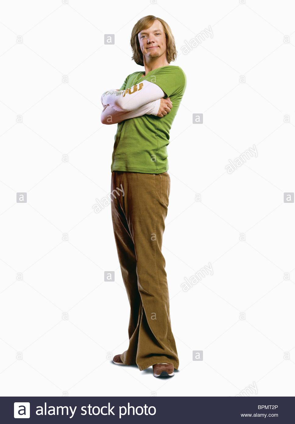Matthew Lillard Scooby Doo 2 Monsters Unleashed 2004 Stock Photo Alamy