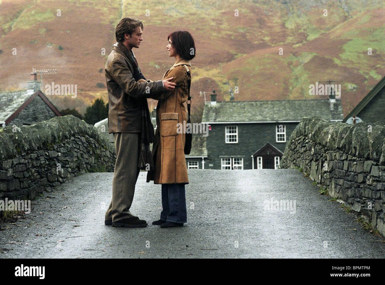 PAUL NICHOLLS & JENNIFER LOVE HEWITT IF ONLY (2004) - Stock Image