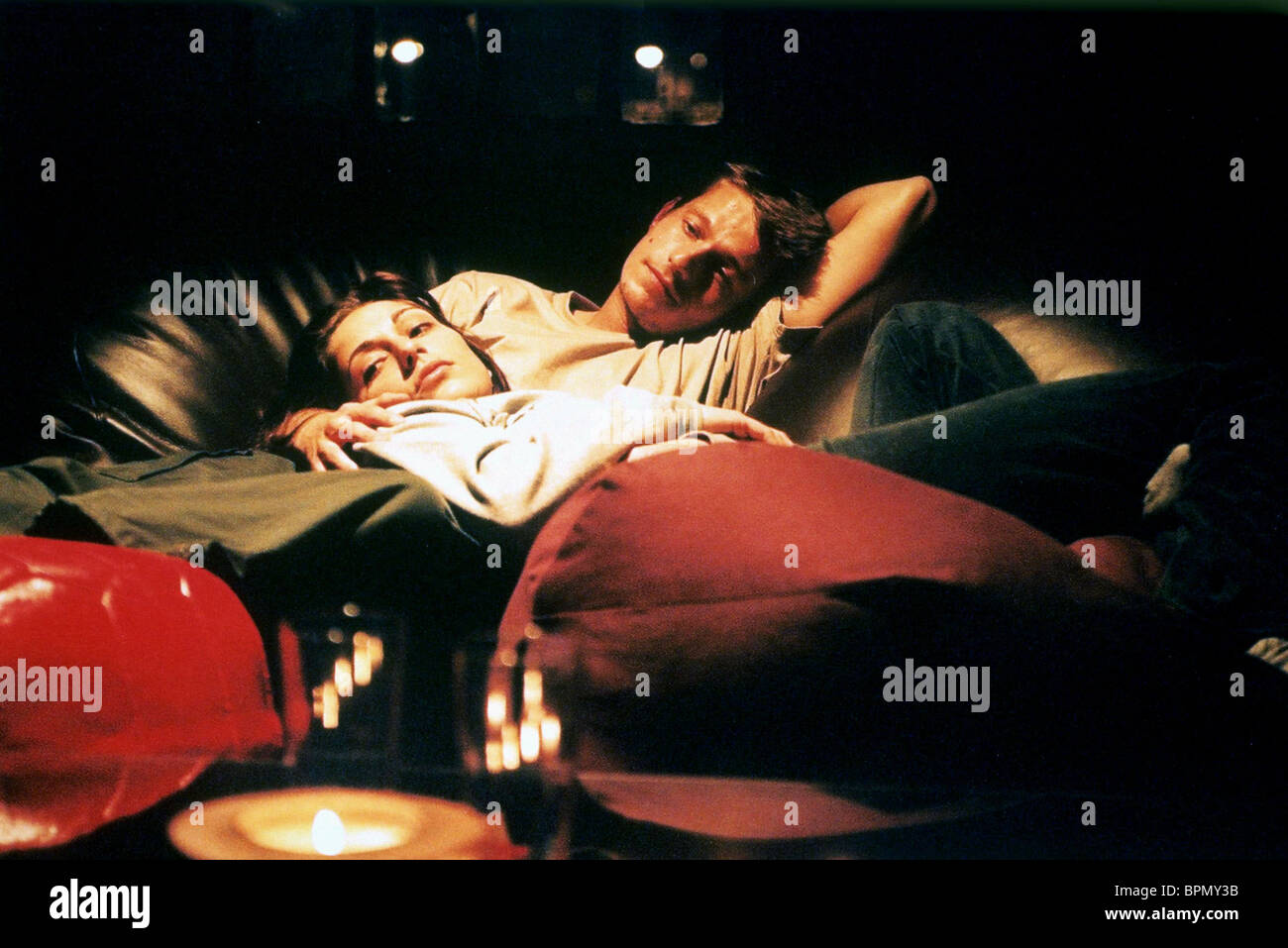 SUMMER PHOENIX & LEO GREGORY SUZIE GOLD (2004) - Stock Image