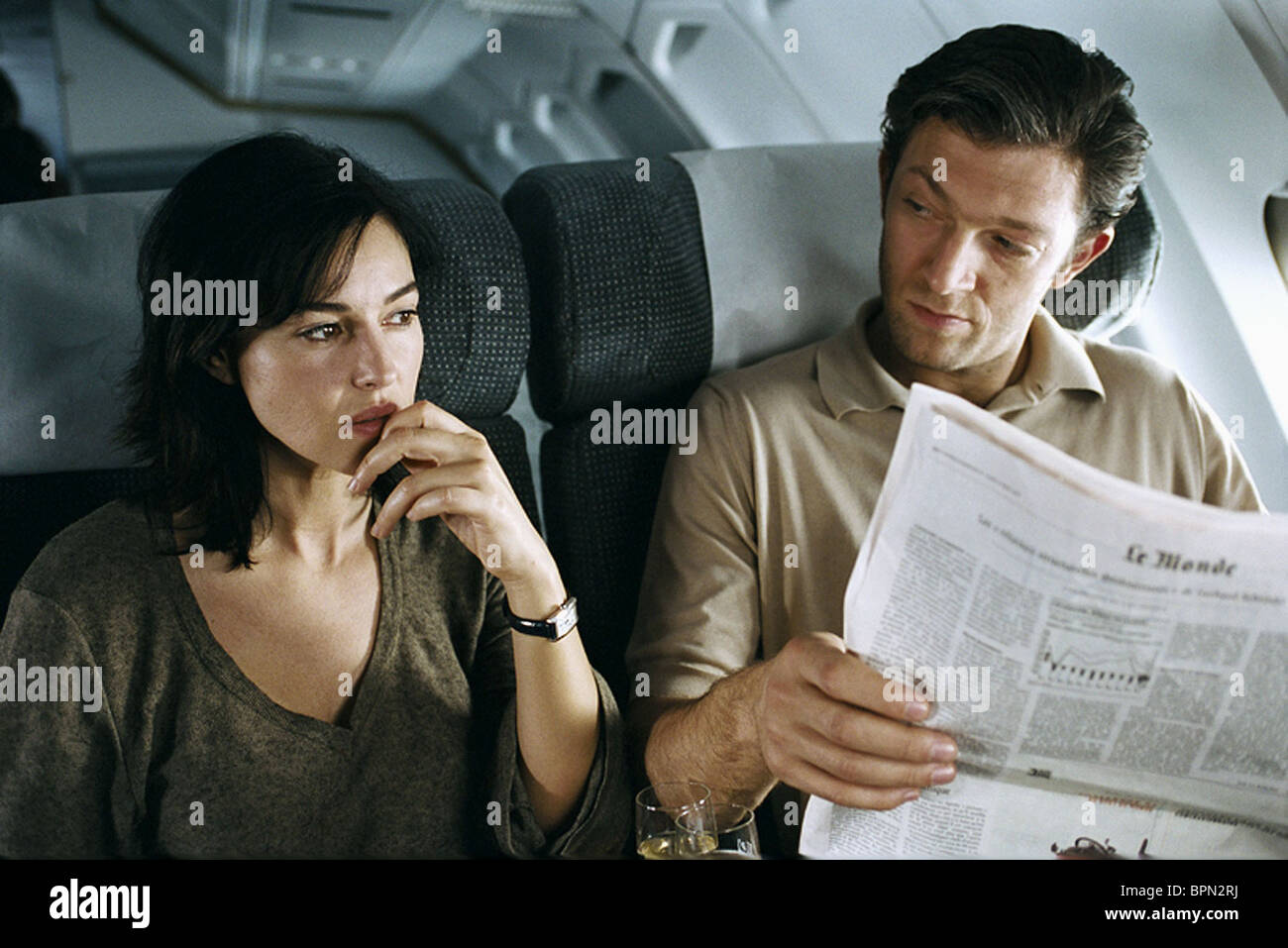 Monica Bellucci and Vincent Cassel were robbed 05/26/2009 55