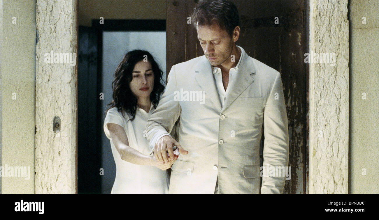 Amira Casar Rocco Siffredi Anatomy Of Hell 2004 Stock Photo