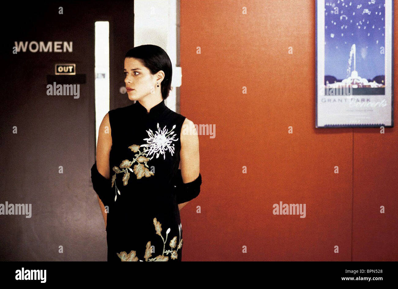 NEVE CAMPBELL THE COMPANY (2003) - Stock Image