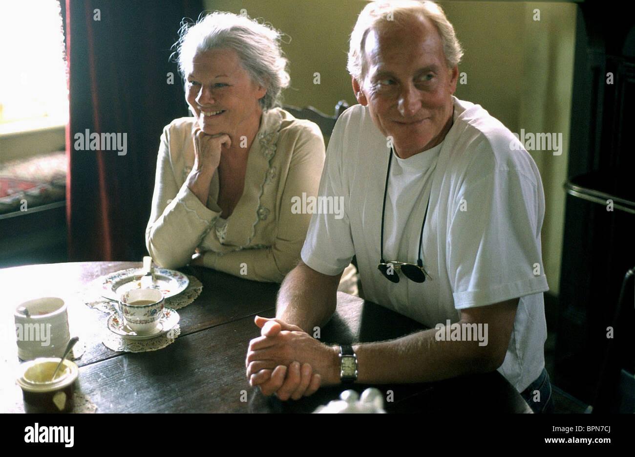 JUDI DENCH & CHARLES DANCE LADIES IN LAVENDER (2004) Stock Photo