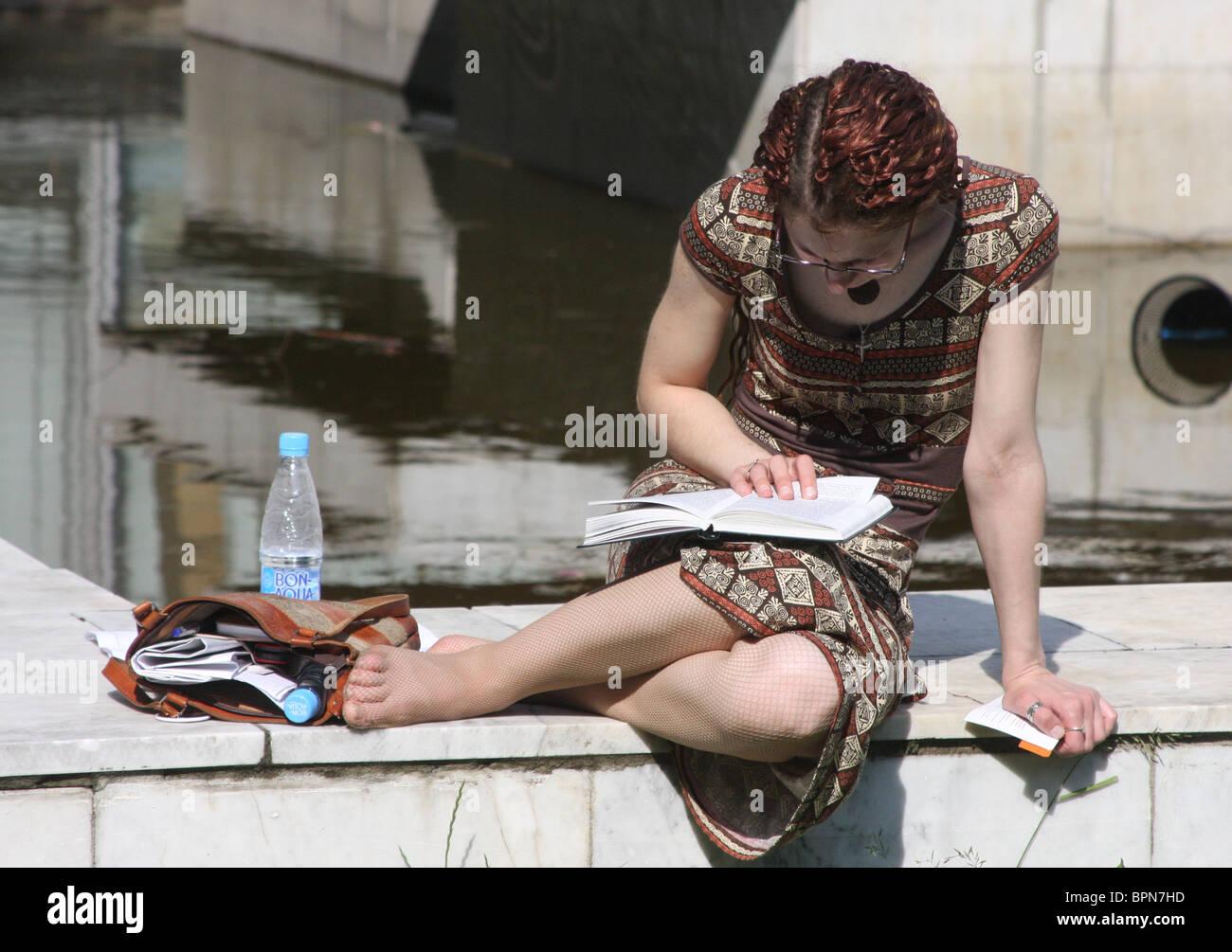2009 International Book Festival - Stock Image