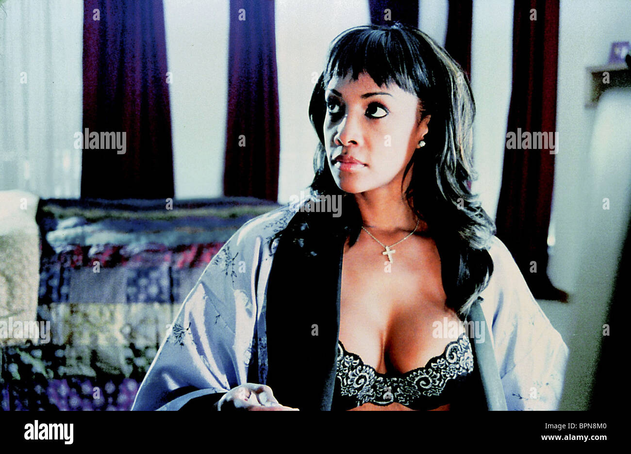 VIVICA A. FOX GETTING PLAYED (2005) - Stock Image