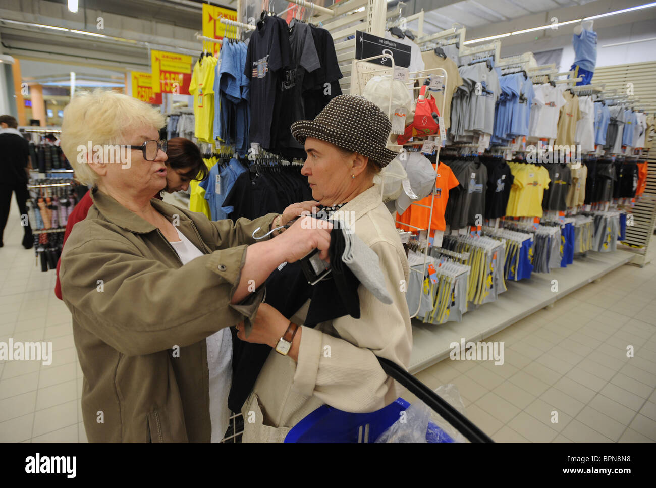 carrefour russia
