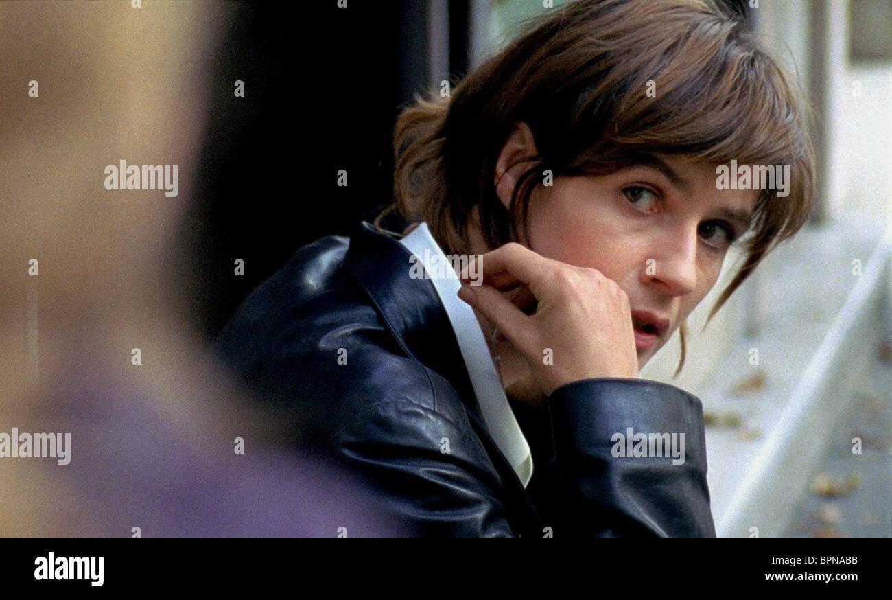 IRENE JACOB AUTUMN; AUTOMNE (2004) - Stock Image