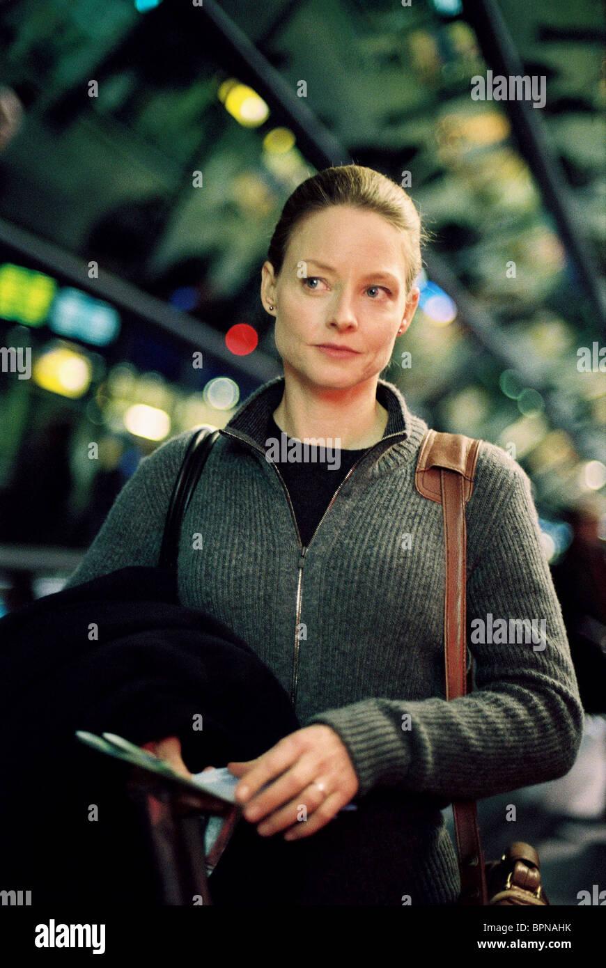 Jodie Foster Flightplan Flight Plan 2005 Stock Photo Alamy