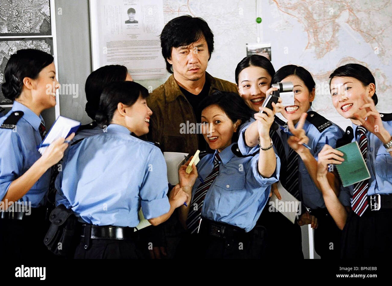 Jackie Chan New Police Story San Ging Chaat Goo Si 2004