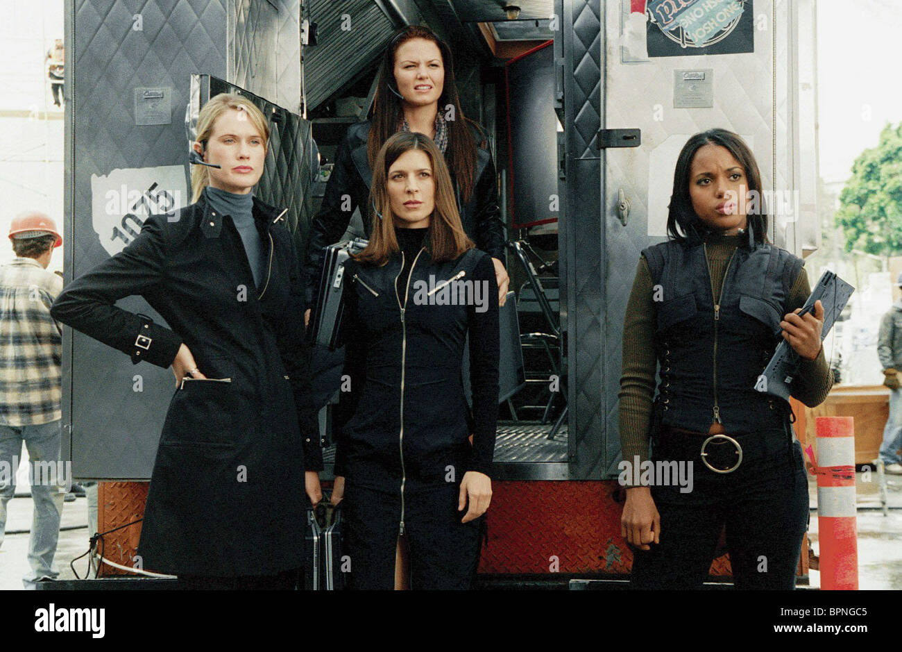 RACHEL HUNTER THERESA BARRERA MICHELLE MONAGHAN & KERRY WASHINGTON MR. AND MRS. SMITH; MR AND MRS SMITH; MR - Stock Image