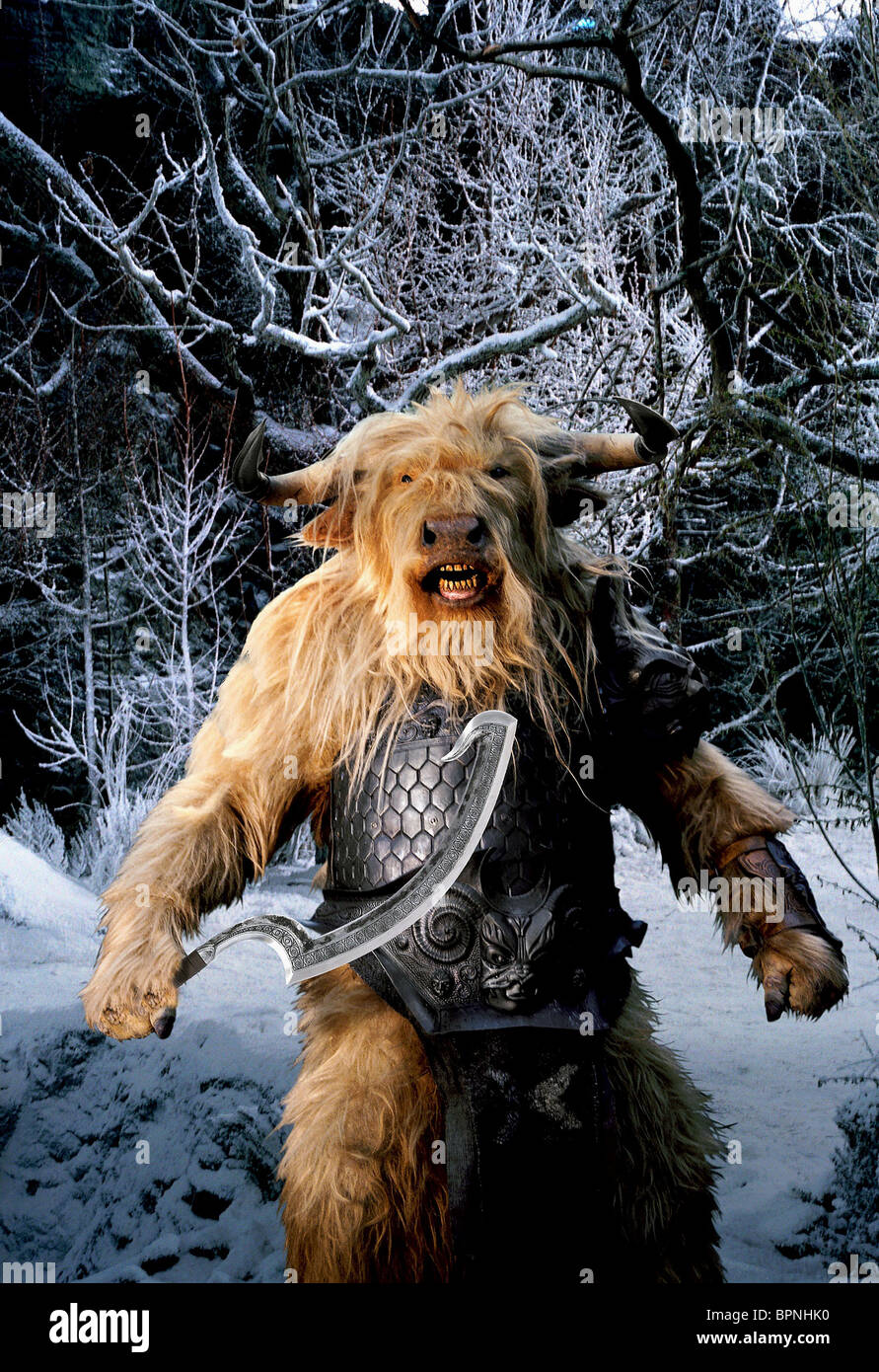 SATYR THE CHRONICLES OF NARNIA: THE LION THE WITCH AND THE WARDROBE (2005) - Stock Image