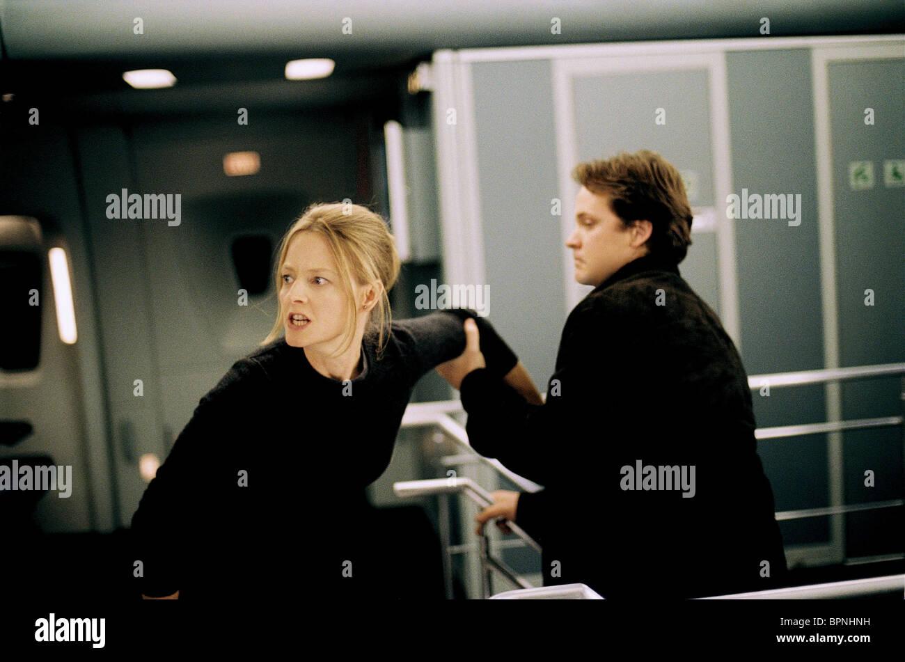 Jodie Foster Peter Sarsgaard Flightplan 2005 Stock Photo Alamy