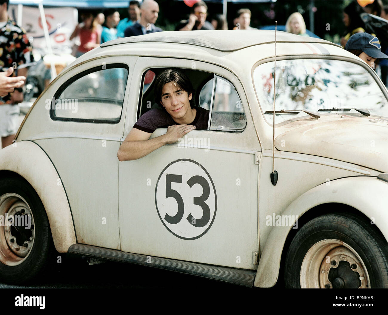 justin long herbie fully loaded herbie fully loaded  stock photo  alamy