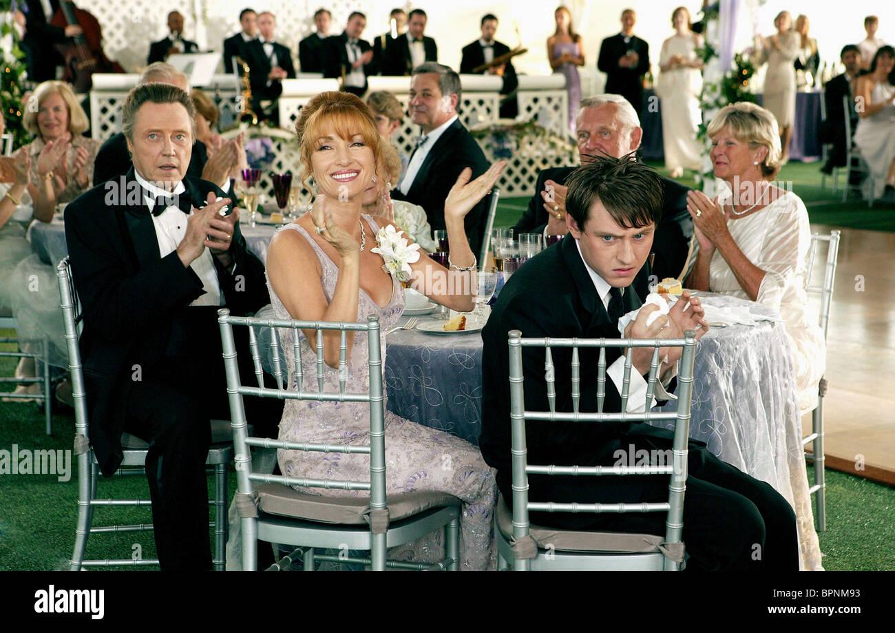 The Wedding Crashers.Christopher Walken Jane Seymour Keir O Donnell The Wedding