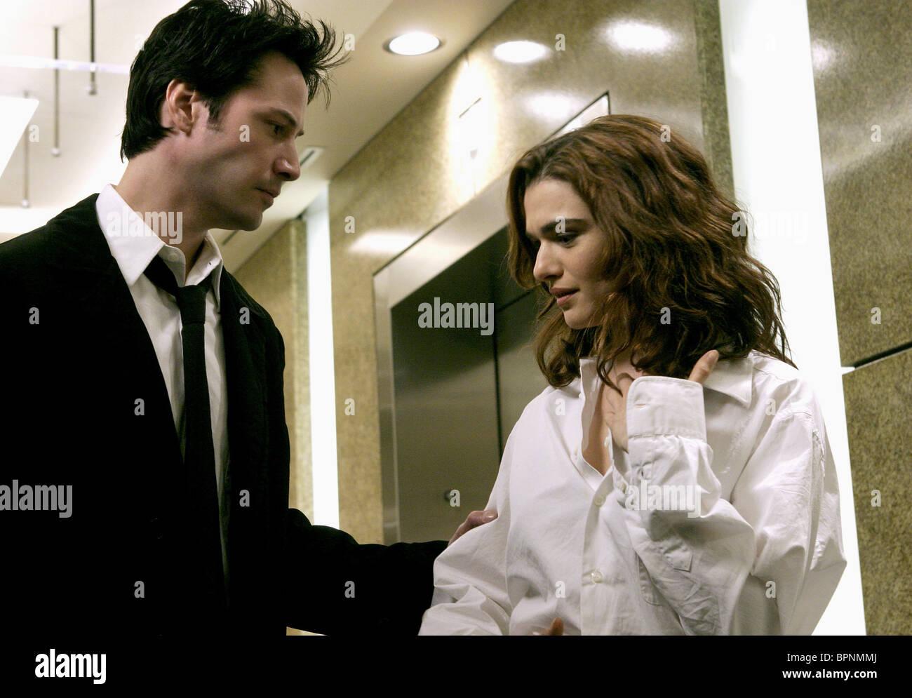 Constantine 20 Rachel Weisz Keanu High Resolution Stock ...